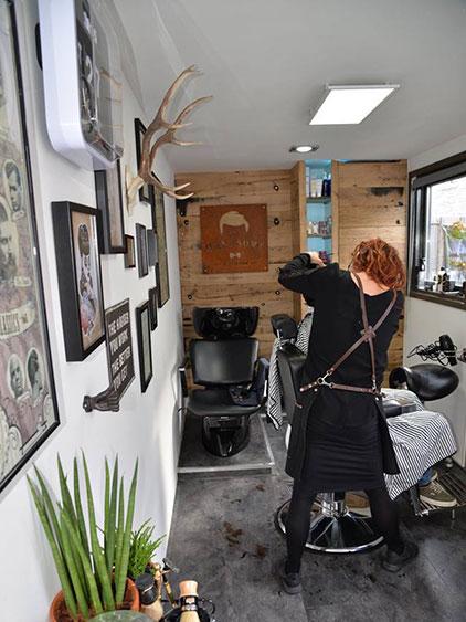 Van kapsalon tot vintage barbier