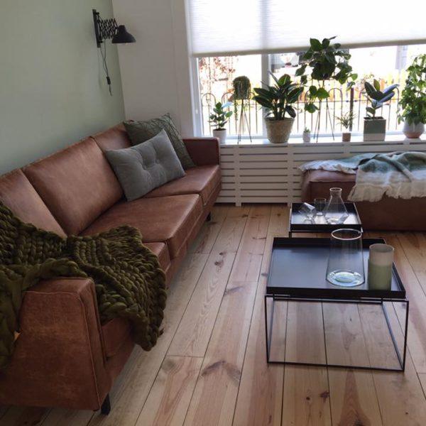 Complete opbouw en inrichting woonkamer – dees.