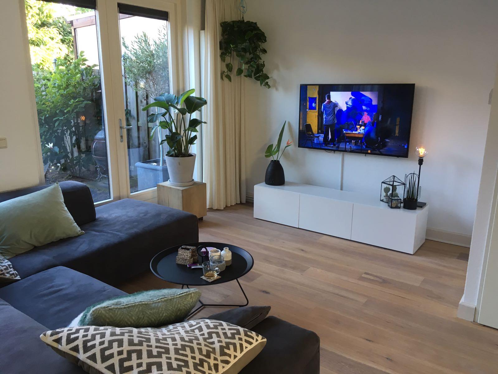 Frisse woonkamer in Harderwijk