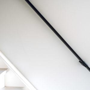 platte trapleuning zijkant