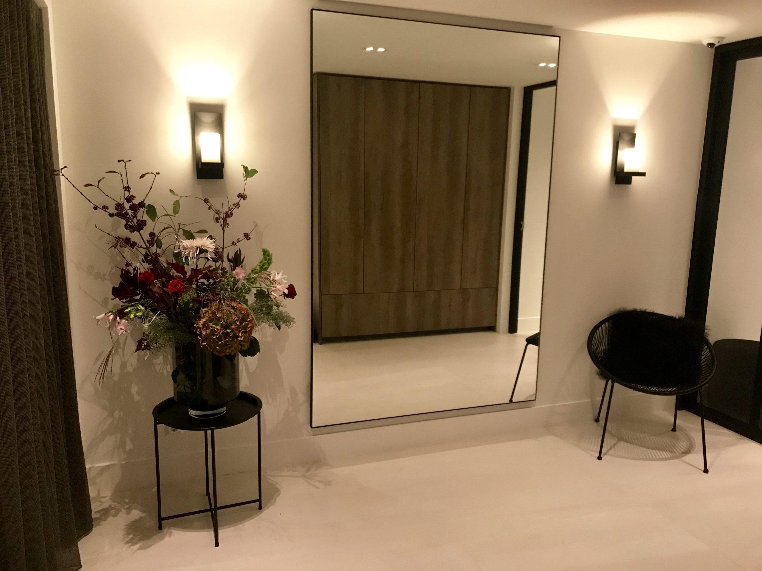XL spiegel 140x210